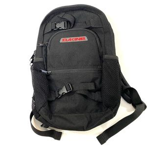 Dakine GROM PACK black mini skater backpack